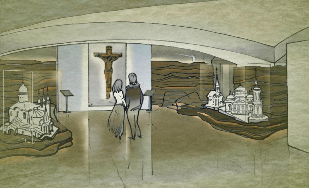 Architecural part
